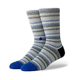 Stance Byron Bay Crew Socks in Black