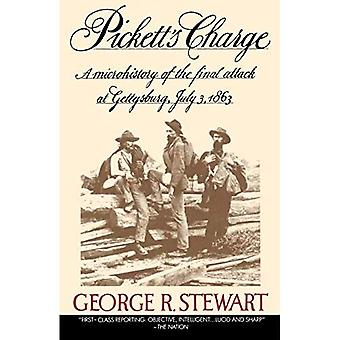 Picket's Charge: A Microhistory of the Final Attack at Gettysburg, 3 de julio de 1863