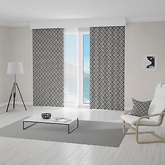 Meesoz Curtain-modernistisk dekor