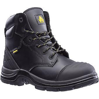 أمبلرز سلامة الرجال AS305C Winsford المعادن أحذية السلامة الحرة
