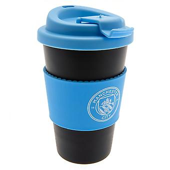Manchester City FC silikone Grip rejse krus