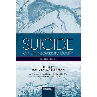 Suicide by Edited by Danuta Wasserman