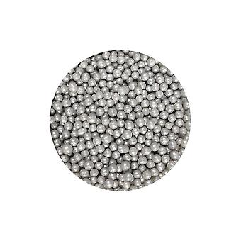 Paarse cupcakes 4mm Shimmer parels-Sterling-80g