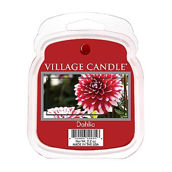 Village Candle Wax Melt Packs For Use with Melt Tart & Oil Burners Dahlia