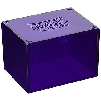 Dragon Shield Gaming Box Paars