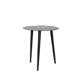 Light & Living Side Table 40x43cm Zuco Star Bronze-Matted Black