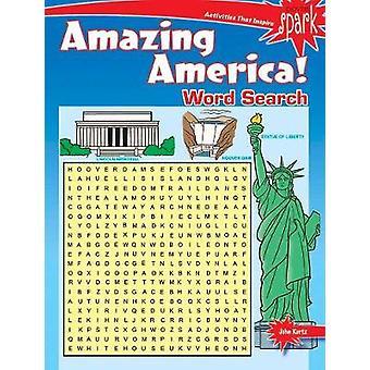 SPARK Amazing America Word Szukaj John Kurtz