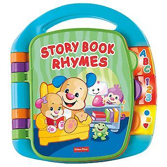 Fisher Price lachen en leren Storybook Rhymes