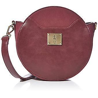 Fly LondonHoki658fly Women's Cross-shoulder bag (Wine)7x23x23 centimeters (W x H x L)