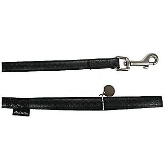 Mac Leather Leash  Mac Leather  Black (Dogs , Collars, Leads and Harnesses , Leads)