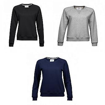 Tee Jays Womens/Ladies Urban Raglan Sweatshirt