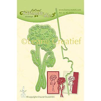 LeCrea - Lea'bilitie Poppy silh. Cut and Embossing Die mal 45.5923