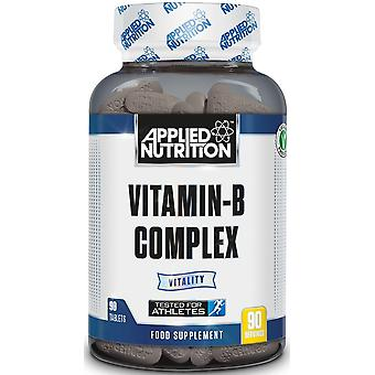 Applied Nutrition Vitamin B Complex 90 Tablets