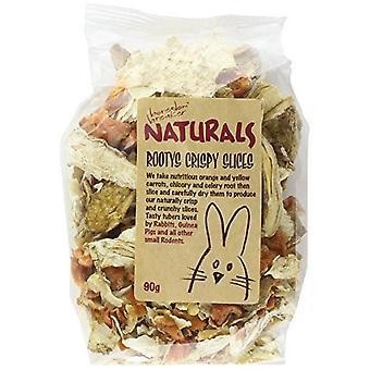 Naturals Rootys Crispy Slices