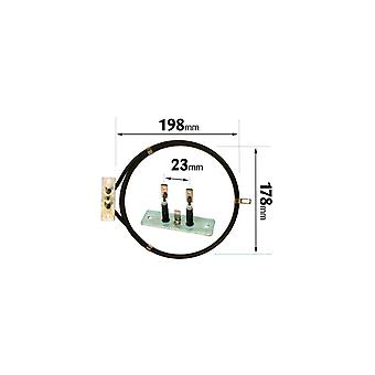 Nardi Fan ovn Element 230v-2600w