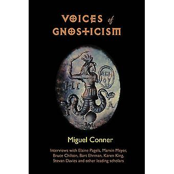 Voices of Gnosticism Interviews with Elaine Pagels Marvin Meyer Bart Ehrman Bruce Chilton and Other Leading Scholars by Conner & Miguel