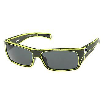 Bolle Sports Oscar Sun Glasses, Stonewashed Green