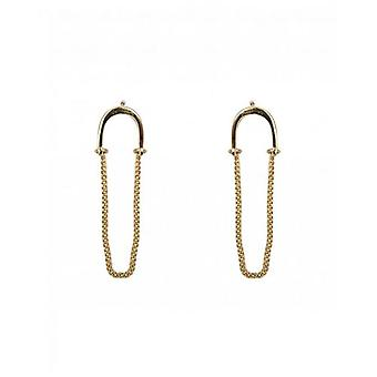 Tutti & Co Arc Earrings
