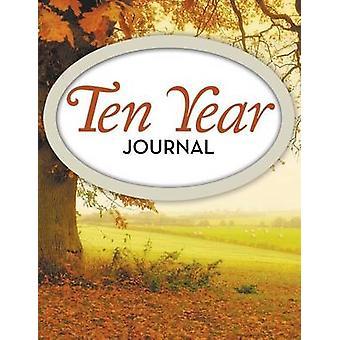 Ten Year Journal by Publishing LLC & Speedy