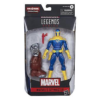 Marvel Legends Spymaster 6 Inch Action Figure