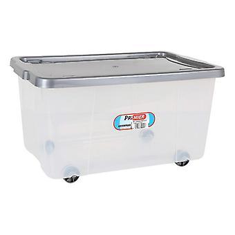 Storage Box with Lid Premier/58,5 x 38 x 30,5 cm - 48 L