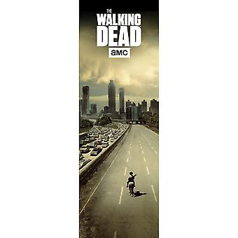 Walking Dead The Dead City Ovi Juliste