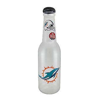 NFL Miami Dolphins Jumbo 21 in. Officially Licensed Bottle Bank