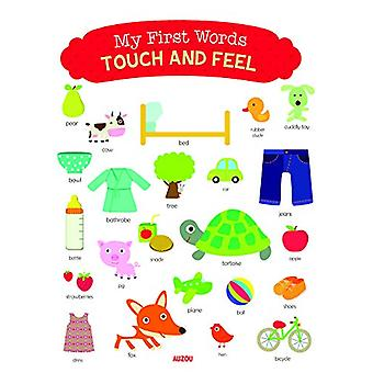 My First Words - Touch and Feel - New Edition by Virginie Graire - 978