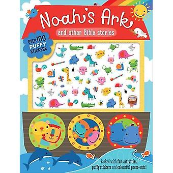 Noah's Ark & Other Bible Stories - 9781788930543 Book