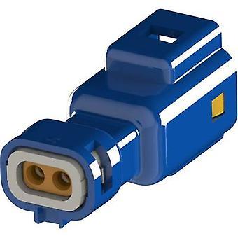 EDAC Pin behuizing - kabel 560 Totaal aantal pinnen 2 Contact afstand: 2,50 mm 560-002-000-311 1 pc(s)