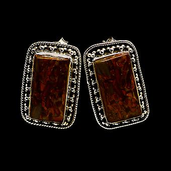 Bauxite Earrings 1