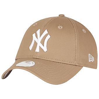 New era 9Forty ladies Cap - New York Yankees khaki beige