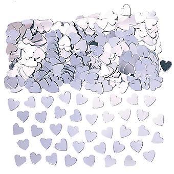 Amscan gnisten hjerter konfetti