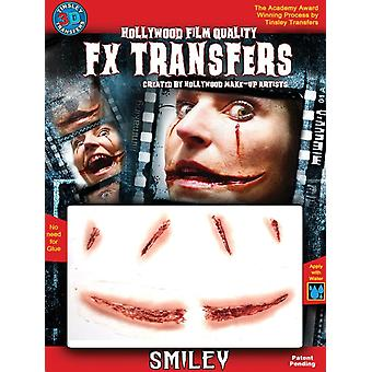 3D Fx Med Smiley