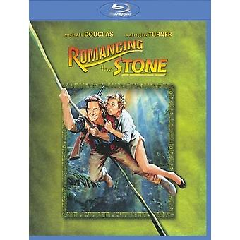 Romancing the Stone [BLU-RAY] USA import