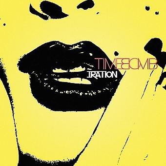 Iration - Time Bomb [CD] USA import