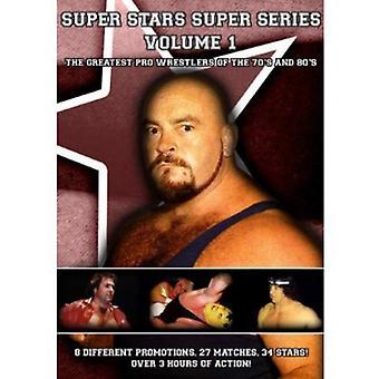Super Stars Super Series, Vol. 1 [DVD] USA import