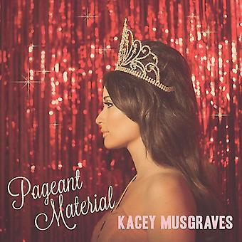 Kacey Musgraves - Pageant Material [Vinyl] USA import