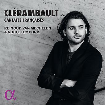 Clerambault / Rignol / Alard - Cantates Francoises [CD] USA import