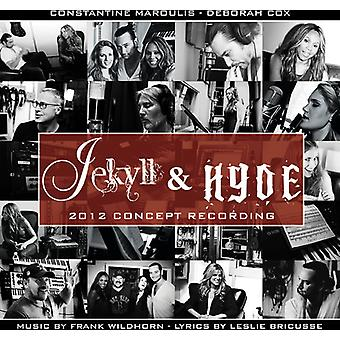 Jekyll & Hyde 2012 Concept enregistrement - import USA de Jekyll et Hyde 2012 Concept enregistrement [CD]