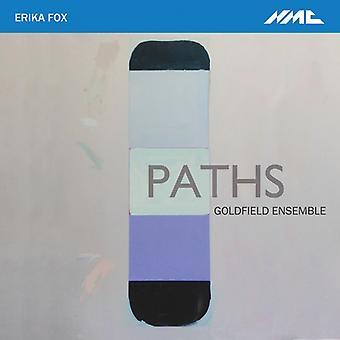 Paths [CD] USA import