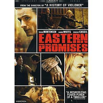 Eastern Promises [DVD] USA import