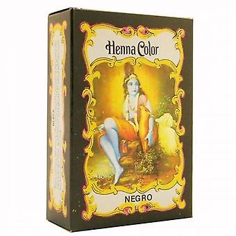 Radhe Shyam Henna Black Powder (Health & Beauty , Personal Care , Hair Care , Hair Color)