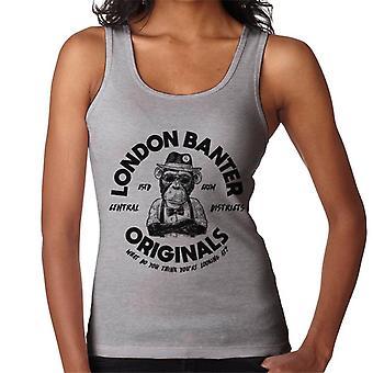 London Banter Originals Daper APE mulheres ' s Vest