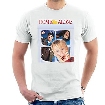 Home Alone Movie Poster mannen ' s T-shirt