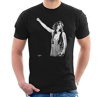 Alice Cooper en scène T-Shirt homme