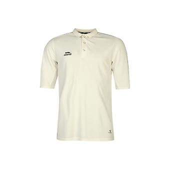 Slazenger Drie Kwart Cricket Shirt Mens