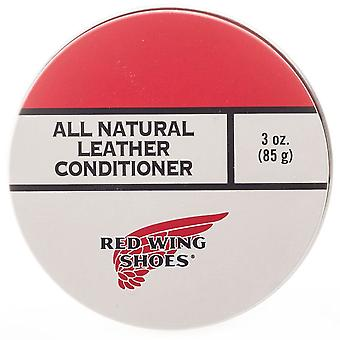 Red Wing Natural Leather Conditioner Unisex Shoe Care in Natural