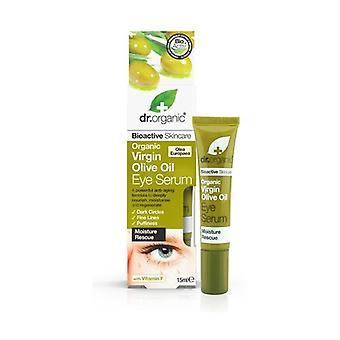 Organic Olive Eye Serum, 15 ml - occhi contour serum 15 ml de serum