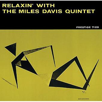 Miles Davis - Relaxin' with the Miles Davis Quintet [CD] USA import